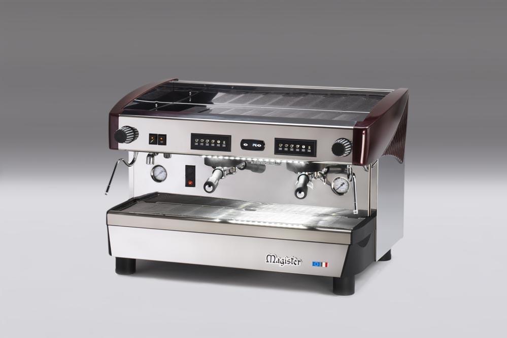 Magister - производитель кофемашин