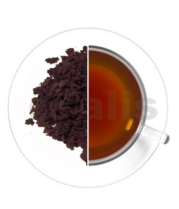 Black tea with Soursop - Чай с Саусепом