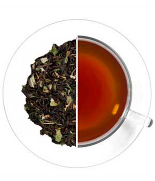 Tea Black mint