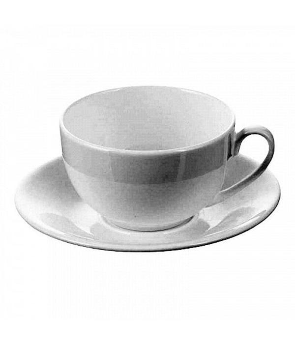 Кофейная пара (капучино), 210 мл белая