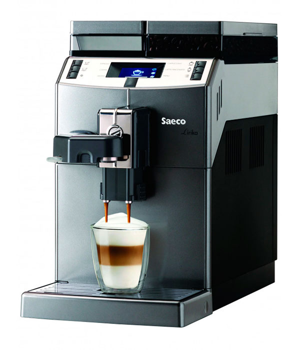 Lirika one touch cappuccino v4