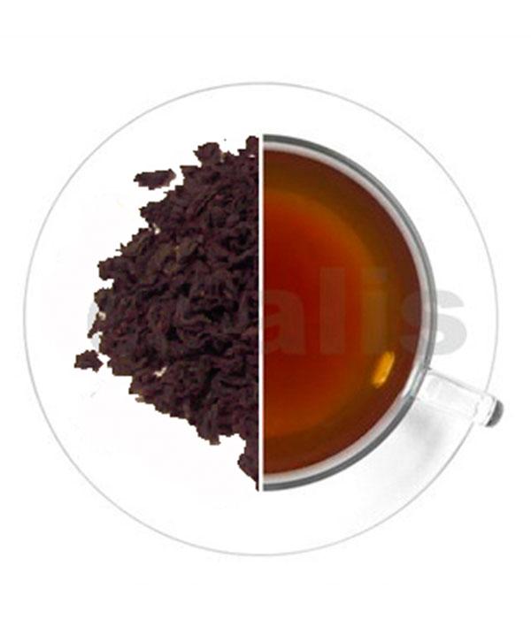 Black tea with Soursop