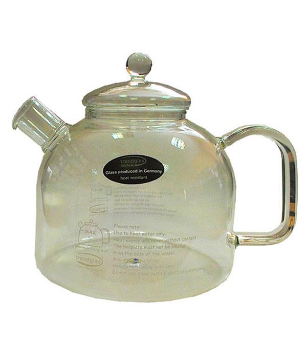 Чайник заварочный стеклянный Леа